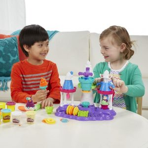 PLAY DOH CASTELO DO SORVETE B5523 – HASBRO